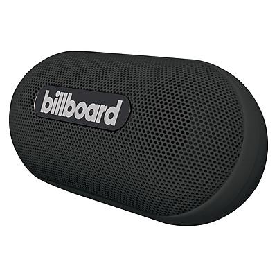 Billboard Mini Bluetooth Speaker, Black