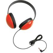 Ergoguys Califone Children's Stereo Headphone (2800-RD)