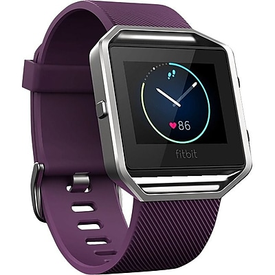 Fitbit Blaze Smart Watch (FB502SPMS)