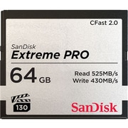SanDisk Extreme Pro 64 GB CFast Card (SDCFSP-064G-A46D)