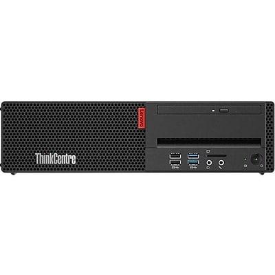 Lenovo ThinkCentre M715s 10MB001NUS Desktop Computer, AMD A-Series A8-9600 3.1GHz, 8 GB DDR4 SDRAM, 1TB HDD, Windows 10Pro 64bit
