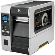 Zebra ZT610 Direct Thermal/Thermal Transfer Printer, Monochrome, Label Print (ZT61043-T01A100Z)