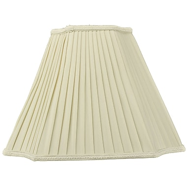 Red Barrel Studio Classics 15'' Shantung Empire Lamp Shade