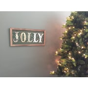 Williston Forge ''Jolly'' Holiday Banner or Sign