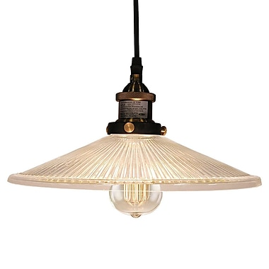 Williston Forge Leisha Adjustable Height 1-Light Mini Pendant