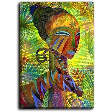 Bloomsbury Market 'African Queens' Painting Print on Wrapped Canvas; 24'' H x 18'' W x 1.5'' D