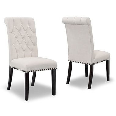 Darby Home Co Cheston Upholstered Dining Chair (Set of 2)