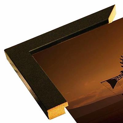 Ebern Designs 'Panorama Sunset No 2' Photographic Print; Paper