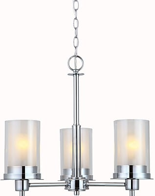 Ebern Designs Bethea 3-Light Candle-Style Chandelier