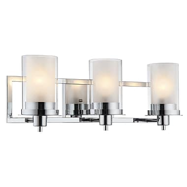 Ebern Designs Bethea 3-Light Wall Sconce