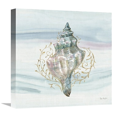 East Urban Home 'Ocean Dream VIII' Print on Canvas; 36'' H x 36'' W