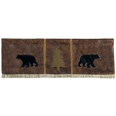 Loon Peak Adhafera 54'' Curtain Valance