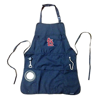 Team Sports America MLB Grilling Apron; St Louis Cardinals