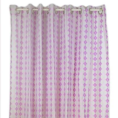 Zoomie Kids Fessenden Cotton Shower Curtain