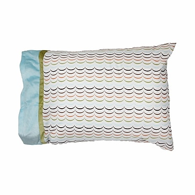 Zoomie Kids Ferndown Cotton Standard Pillowcase