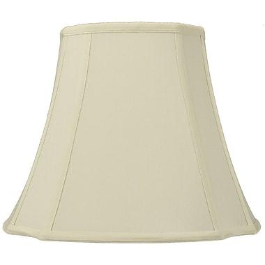 Darby Home Co Classics 14'' Silk/Shantung Bell Lamp Shade