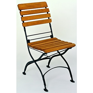 August Grove Dowe Folding Dining Chair