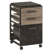 Williston Forge Riverside 3 Drawer Mobile Vertical Filing Cabinet