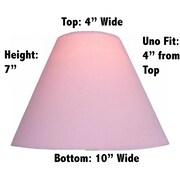 Winston Porter 10'' Linen Empire Lamp Shade