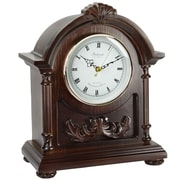 Darby Home Co Modern Mantel Clock