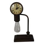 Williston Forge Lantern Tabletop Clock