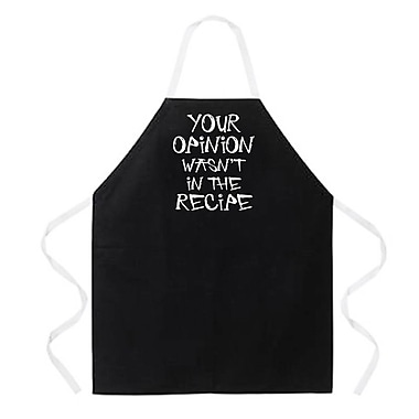 East Urban Home Your Opinion Apron