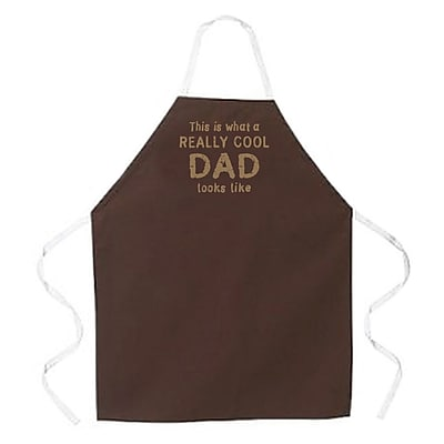 East Urban Home Really Cool Dad Apron