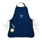 Team Sports America NFL Men Apron; Dallas Cowboys
