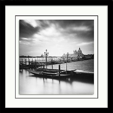 Star Creations ''Venice Dream I'' by Nina Papiorek Framed Photographic Print; 17'' H x 17'' W