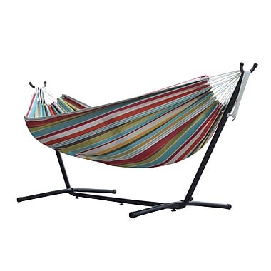 Vivere Polyester Hammock Combo With Stand