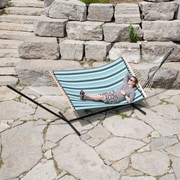 Vivere Double Sunbrella® Quilted Hammock