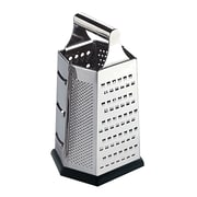 Home Basics Heavy Weight Stainless Steel Cheese Grater