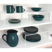 Home Basics 3 Piece Cabinet Organizer