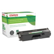 Staples® Sustainable Earth® Reman Toner Brother TN336 Yellow, High Yield (SEBTN336YR)
