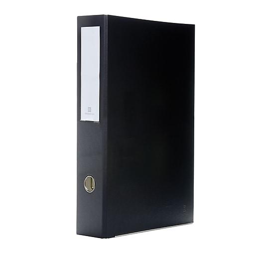 bindertek 3 ring 2 inch premium legal binders for 8 5 x 14 paper