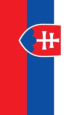 Toland Home Garden Slovakia 2-Sided Garden Flag