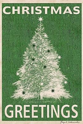 Toland Home Garden Christmas Greetings Garden Flag