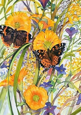 Toland Home Garden Monarch Meadow 2-Sided Garden Flag