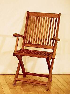 Highland Dunes Freida Folding Patio Dining Chair