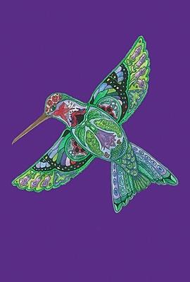 Toland Home Garden Animal Spirits- Hummingbird Garden Flag