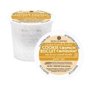 ECS Coffee Coconut Caramel Chocolate Coffee, 24/Pack