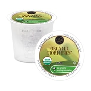 Wolfgang Puck® Organic Mornings, 100/Pack