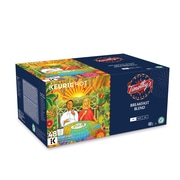 Timothy's Breakfast Blend Coffee K-Cup Pod, 48/Pack (96-08748)