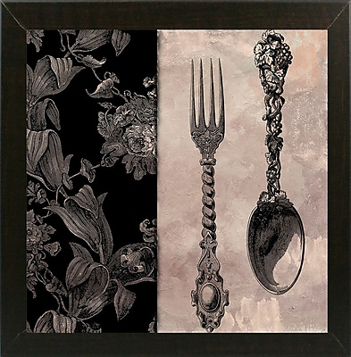 Astoria Grand 'Victorian Table IV' Graphic Art Print