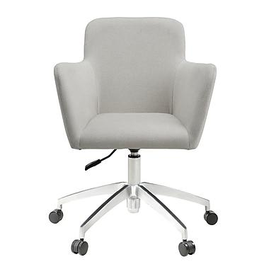 Varick Gallery Robins Office Chair; Beige