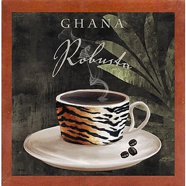 Bloomsbury Market 'Afrikan Coffee IV' Graphic Art Print