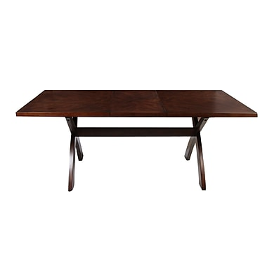 Hokku Designs Wellington Extendable Dining Table