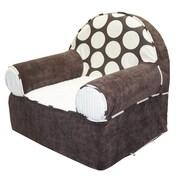 Harriet Bee Kaylan Dot Nursery Kid Cotton Chair