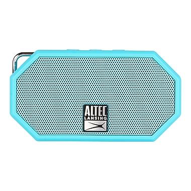 Altec Lansing - Haut-parleur (IMW257-AB-FR) Mini H20 Bluetooth, bleu