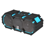 Altec Lansing (IMW477-AB-WAL-FR) Mini Lifejacket 2 Waterproof/Shockproof Bluetooth Wireless Speaker, Blue